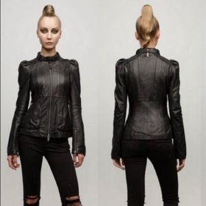 Mackage Becca leather jacket
